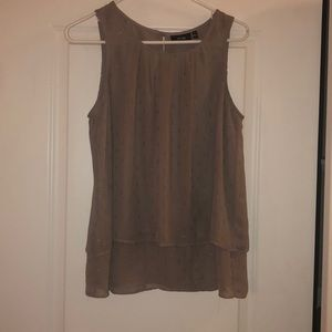 Apt 9 tank top blouse